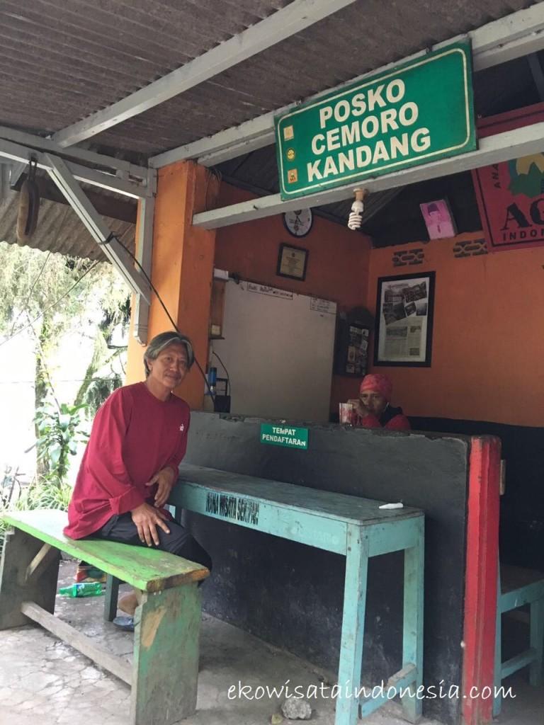 Posko Cemoro Kandang